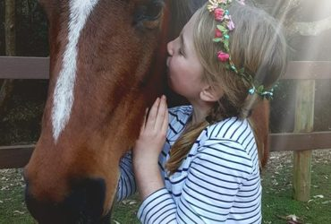 Kids just love our ponies