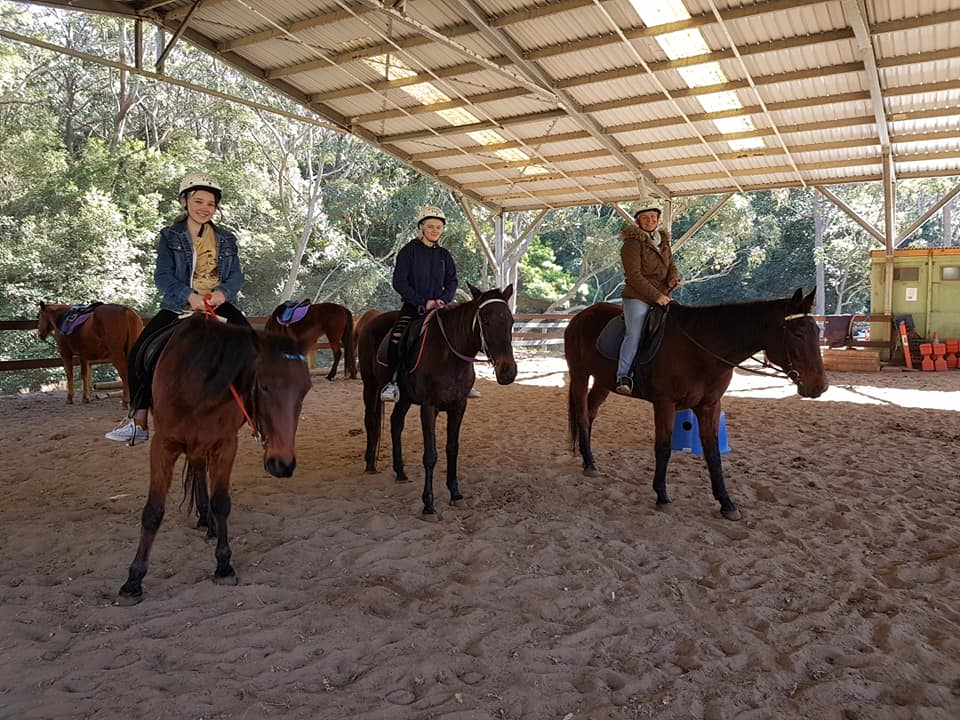 Riding Lessons at Otford Farm